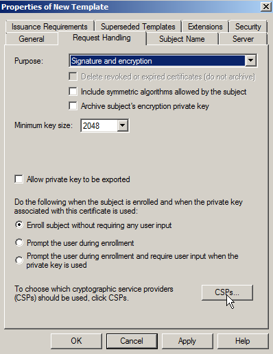 Windows Logon and S/MIME Email Encryption with Active