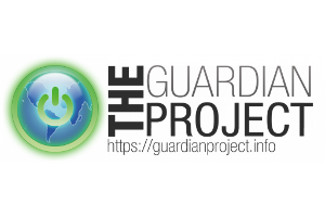 logo of guardian project