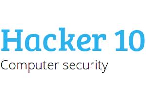 hacker10 logo