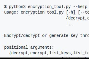 Nitrokey Encryption Tool for Easy Hardware/HSM Integration